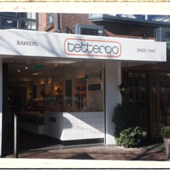 Voorkant winkel Bakkerij Tetteroo